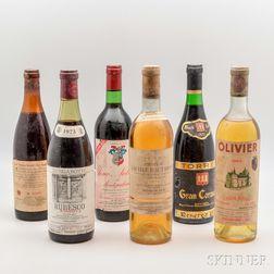 European Tour, 6 bottles