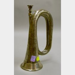 Regimental Silver Bugle