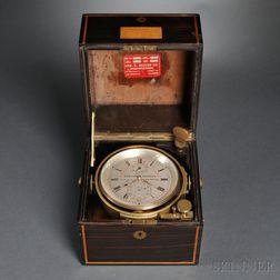 Graham & Parkes Two-day Marine Chronometer