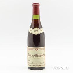 Maume Gevrey Chambertin 1986, 1 bottle