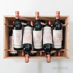 Chateau Pichon Baron 1995, 11 bottles
