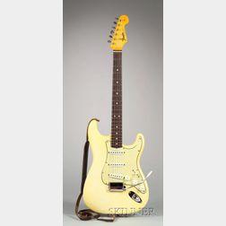 American Electric Guitar, Fender Electric Instruments, Fullerton, 1965