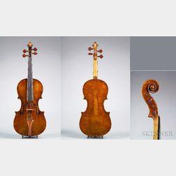 Modern Italian Violin, Serafino Casini,  Florence, 1907