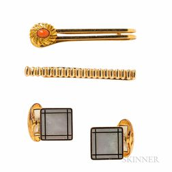 Group of Tiffany & Co. Gold Jewelry
