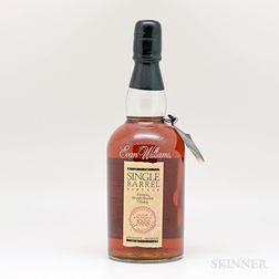 Evan Williams Single Barrel 1988, 1 750ml bottle