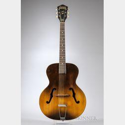 Harmony Monterey Acoustic Guitar, c. 1955