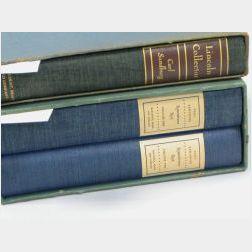 Sandburg, Carl, two titles;