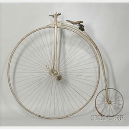 Columbia High Wheel Bicycle by Pope