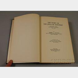 Morris Gutstein, The Story of the Jews of Newport