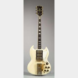American Electric Guitar, Gibson Incorporated, Kalamazoo, 1962, Model Les Paul Custo