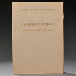 Portfolio of Chinese Paintings: Yuan to Ching