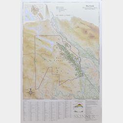1998 Survey of California AVAs, 5 posters