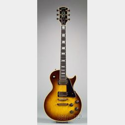 American Electric Guitar, Gibson Incorporated, Kalamazoo, 1969, Model Les Paul Custo