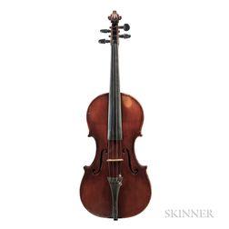 American Violin, Edward Kinney, Springfield, 1908