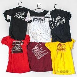 Six Vintage T-shirts