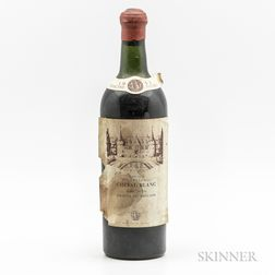 Chateau Cheval Blanc 1953, 1 bottle