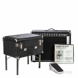 Pedal Steel Guitar Amplifier and Accessories