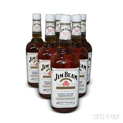 Jim Beam Terry Farrell Firefighters Fund, 6 750ml bottles