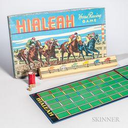 """""""HIALEAH"""" Horse Racing Game"""