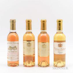 Bordeaux Sweet Wine, 4 demi bottles