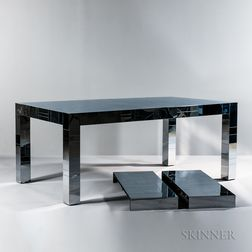 """Paul Evans for Directional """"Cityscape"""" Dining Table"""
