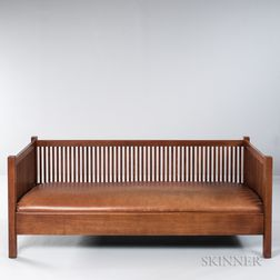 Stickley Spindle Sofa