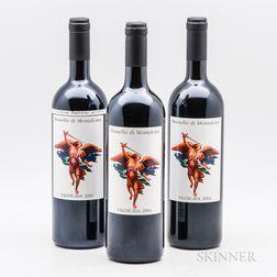 Valdicava Brunello di Montalcino, 3 bottles