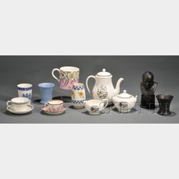Eleven Assorted Wedgwood Items