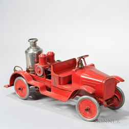 Buddy L Steam Pumper Fire Engine