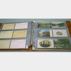 Album Early 20th Century Postcards