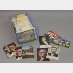 Collection of U.S. Presidential and Historical Postcards