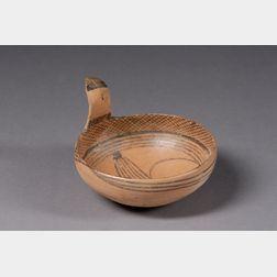 Pottery Ladle