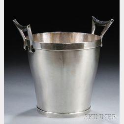 Henry Petzal Silversmith (1906-2002) Champagne Bucket