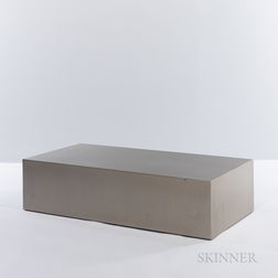 Stainless Steel Cocktail Table