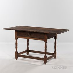 Cherry and Pine Tavern Table
