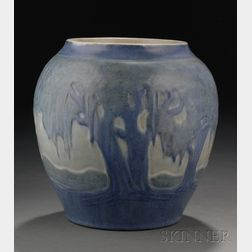 Newcomb College Pottery Vase
