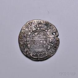 1622 Philip IV Spanish Silver Patagon