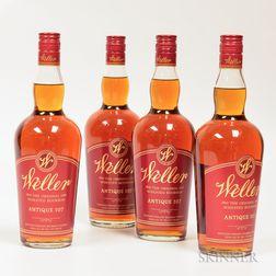 Weller Antique, 4 750ml bottles