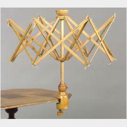 Shaker Wooden Table Yarn Swift