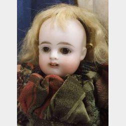 Tiny Kestner Bisque Socket Head Doll