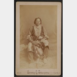 Boudoir Photograph of a Delaware Man