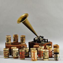 Thomas Edison Standard Phonograph Model A