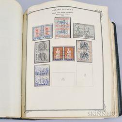 Album of Italian and Italian Colonies' Stamps