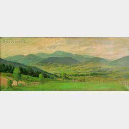 C. Myron Clark (American, 1876-1925)    Summer Fields
