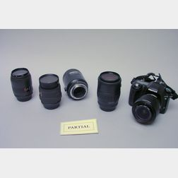 Pentax *ist D S Digital Camera Outfit No. 1007292
