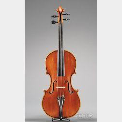 Modern Italian Violin, Probably Pedrazzini Workshop, c. 1950
