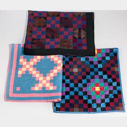 Three Mennonite Quilts