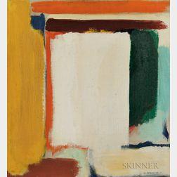 Giorgio Cavallon (American, 1904-1989)      Untitled