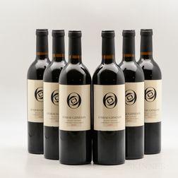 OShaughnessy Cabernet Sauvignon Mt. Veeder 2007, 6 bottles