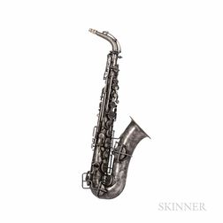 Alto Saxophone, Martin for Vega